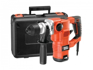 Black&Decker KD1250K-QS Młotowiertarka SDS-Plus